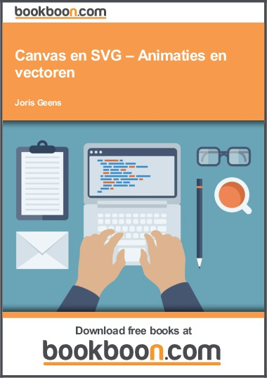 Ebook Canvas en SVG - Animaties en vectoren